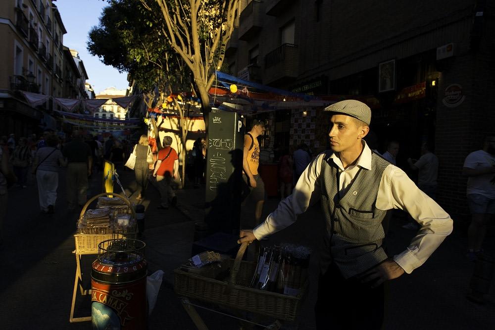 Qué comer en las fiestas de san isidro en madrid: barquillos