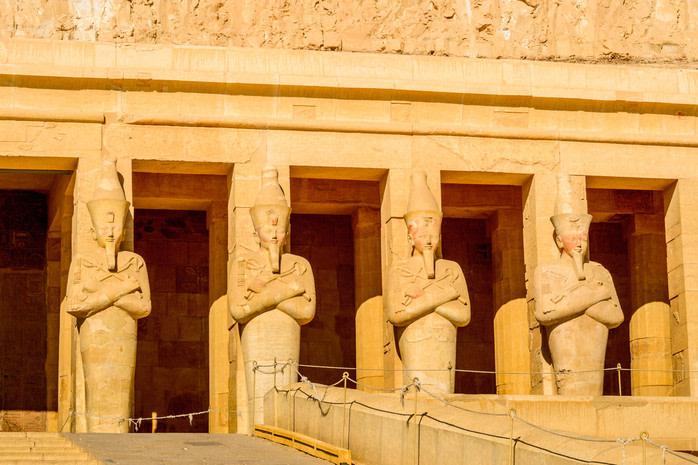 Qué ver en el cairo: TEMPLO HATSHEPSUT