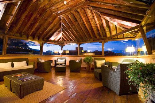 Hoteles históricos en Tenerife hotel la quinta roja