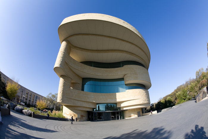 museo indio americano en washington
