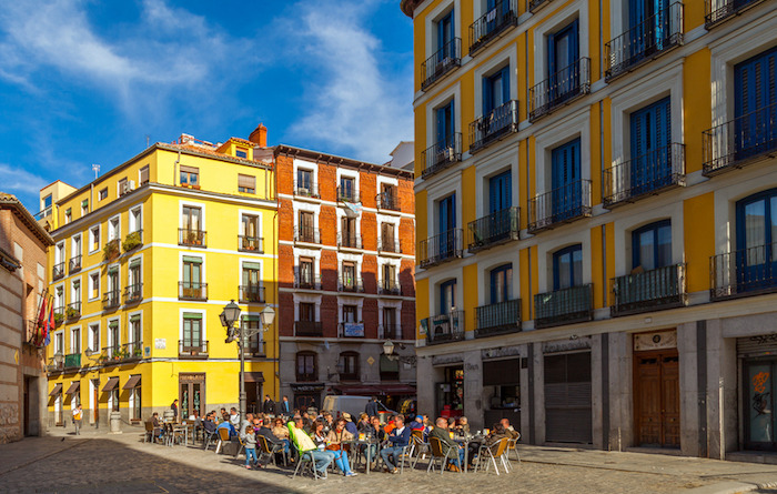Things to do in Madrid: Barrio de la Latina