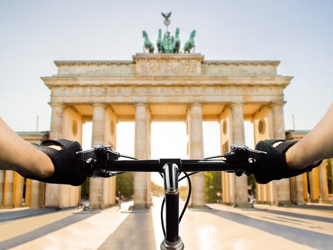 Berlino in bicicletta