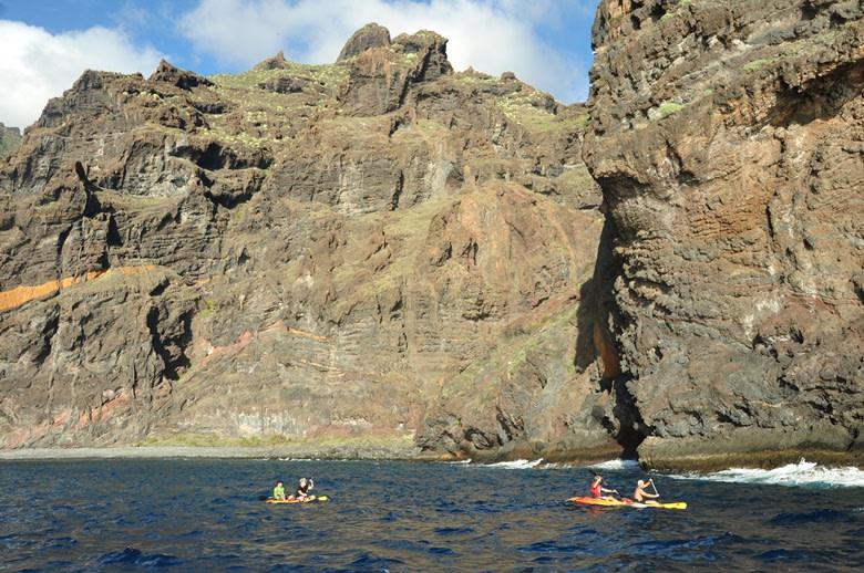 Kayak, Tenerife
