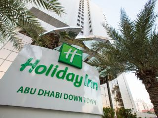 Abu Dhabi im Holiday Inn Abu Dhabi Downtown