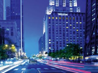 Urlaub Chicago im The Westin Michigan Avenue Chicago