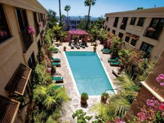 Urlaub Los Angeles im Best Western Plus Sunset Plaza