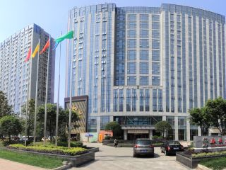 Chengdu im Mercure Chengdu North