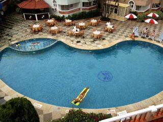 Urlaub Candolim im Whispering Palms Beach Resort