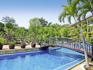Urlaub Pattaya im The Green Park Resort