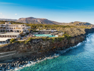 Insel Vulcano im Therasia Resort Sea & Spa