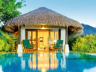 Urlaub Furan-nafushi im Sheraton Maldives Full Moon Resort & Spa