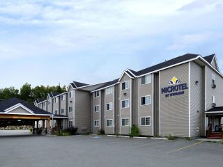 Eagle River, Anchorage im Microtel Inn & Suites Anchorage Area - Eagle River