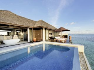 Huvahendhoo im Lily Beach Resort & Spa