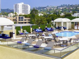 Urlaub West Hollywood im Montrose Hotel