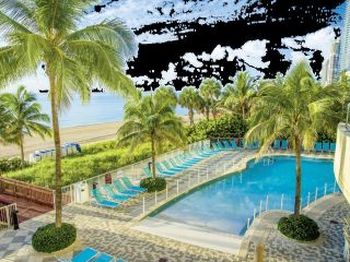 Urlaub North Miami Beach im DoubleTree Ocean Point Resort & Spa