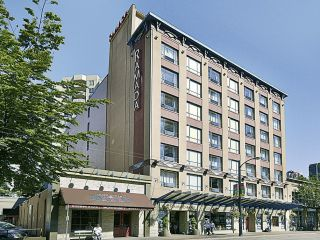 Vancouver im Ramada by Wyndham Vancouver Downtown