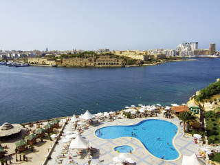 Valletta im Grand Hotel Excelsior
