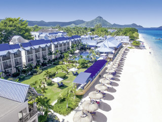 Urlaub Flic en Flac im Pearle Beach Resort and Spa