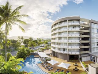 Cairns im DoubleTree by Hilton Hotel Cairns