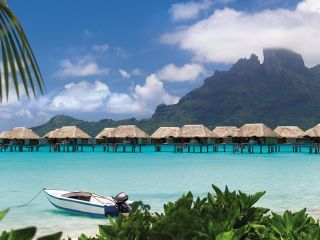 Bora Bora im Four Seasons Resort Bora Bora