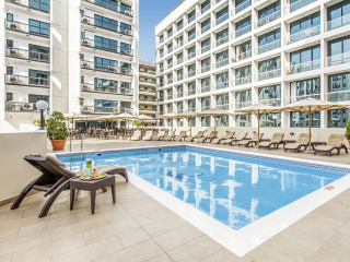 Dubai im Golden Sands Hotel Apartments