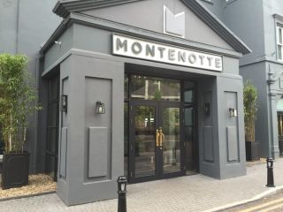Cork im The Montenotte Hotel