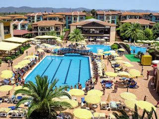 Urlaub Okurcalar im Gypsophila Holiday Village