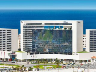 Urlaub Tanger im Hilton Tanger City Center Hotel & Residences