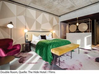 Urlaub Flims im The Hide Hotel