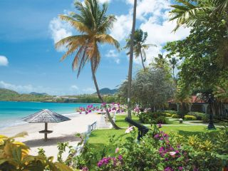 Castries im Sandals Halcyon Beach