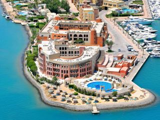 Urlaub El Gouna im The Three Corners Ocean View