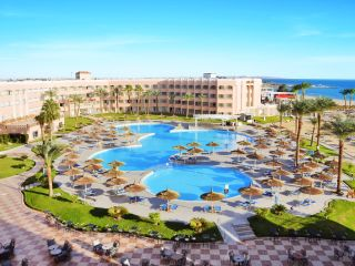 Hurghada im Beach Albatros Resort