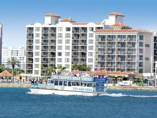 Urlaub Clearwater Beach im Holiday Inn Hotel & Suites Clearwater Beach