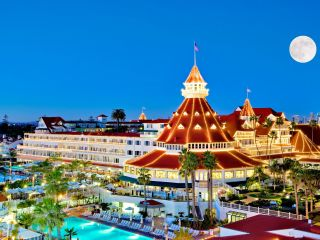 Urlaub Coronado im Hotel del Coronado, Curio Collection by Hilton