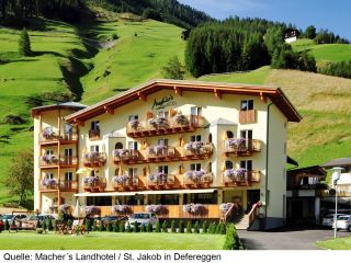 St. Jakob in Defereggen im Macher's Landhotel