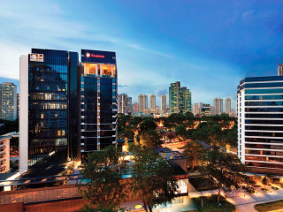 Singapur im Ramada by Wyndham Singapore at Zhongshan Park