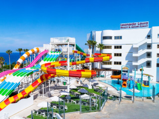 Urlaub Paphos im Leonardo Laura Beach & Splash Resort