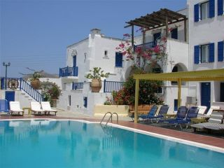 Naoussa im Anthos Apartments Paros