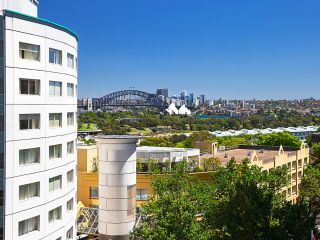 Sydney im Holiday Inn Potts Point