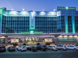 Dubai im Holiday Inn Bur Dubai - Embassy District