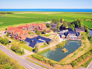 Neuharlingersiel im DJH-Resort Club-Jugendherberge