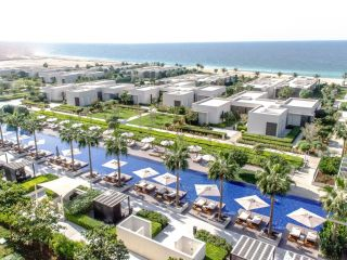 Urlaub Ajman im The Oberoi Beach Resort Al Zorah