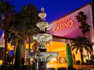 Las Vegas im Tuscany Suites and Casino