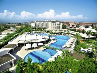 Urlaub Kizilagaç im Sunis Elita Beach Resort Hotel & SPA