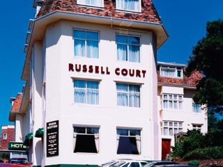 Bournemouth im Russell Court