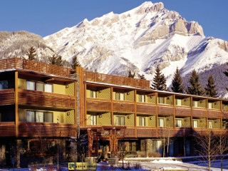 Banff im Banff Aspen Lodge