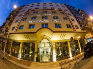 Urlaub Thessaloniki im The Tobacco Hotel