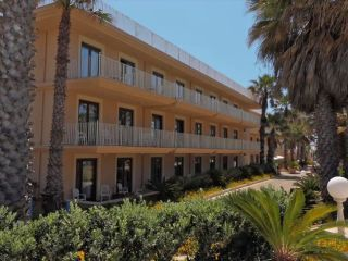 Agrigent im Hotel Dioscuri Bay Palace