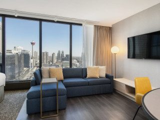 Urlaub Calgary im Residence Inn Calgary Downtown Beltline District
