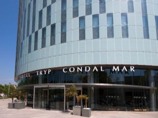 Barcelona im Hotel Barcelona Condal Mar managed by Melia